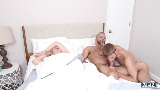 Dalton Briggs & Dirk Caber in Stepdick Part 3 - DrillMyHole How is sex done step by step