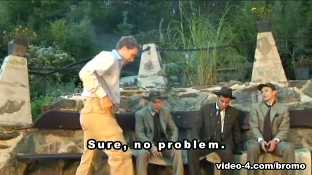 Drago Lembeck, Georgio Black, Jay Renfro in Cabin Fever scene 5 - Bromo Johnny Sins Nika Noire