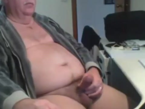 Horny gay scene Caught Masturbating Office Orgasm
