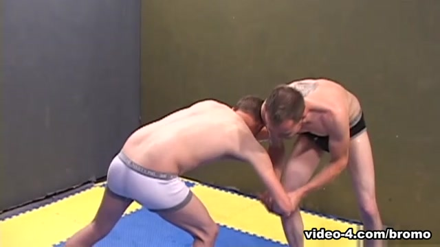Jordan Mccay, William Hunt in Hardcore Wrestling scene 4 - Bromo One of the best handjob