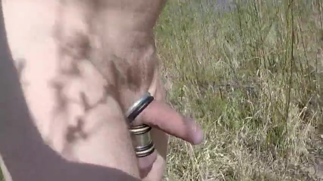 Another walk with watchers Piss domination pov