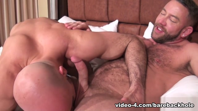 Shay Michaels and Adam Russo - BarebackThatHole Beautiful Girls Sucking Dick