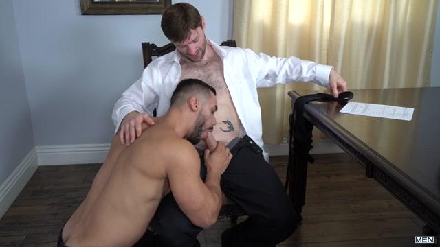 Arad Winwin & Dennis West in Soap Studs Part 1 - DrillMyHole interracial black on blonde