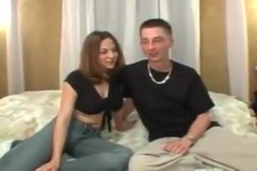 Couple casting Tb Nympho Hotwife Ganged
