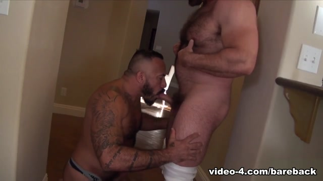 Brad Kalvo and Alessio Romero - BarebackCumPigs ex girl friend pussy