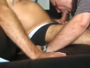 Older men sucking and fucking with eack other Teens Analyzed - Big anal surprise