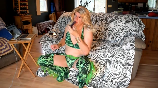 Green Stripper Suit How old do you have to get a sex change