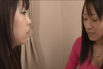 Japanese Lesbo (We made our step Mama feel Welcome)three