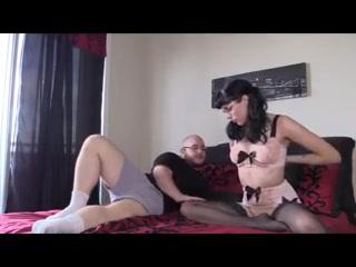 Saffron Being Very Naughty In Retro Underwear Raylene Sex Tape