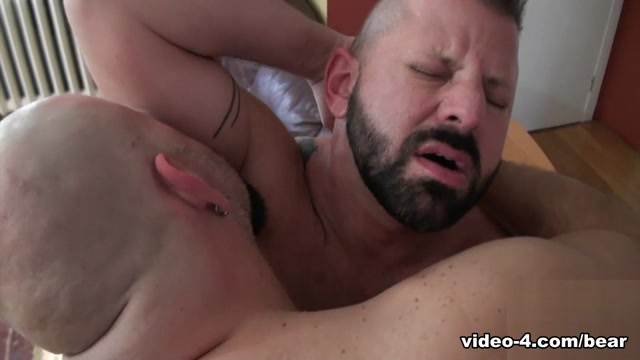 Davey Bear and Cooper Hill - BearFilms Chunky wide hips pussy