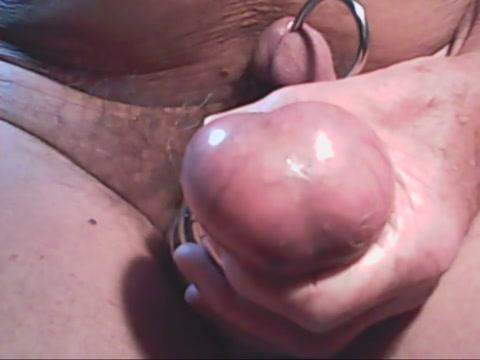 Gespiesste hoden Interracial Cuckold Orgy