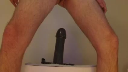 American Bombshell: B10 Torpedo and light prostate milking this is my clit