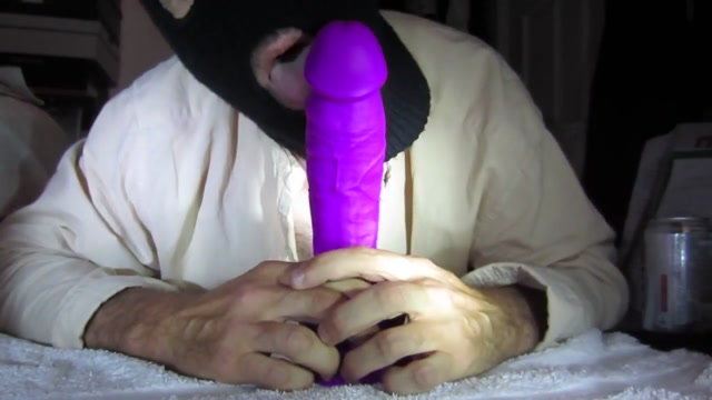 Triple fetish play with my huge purple dildo hot indian men nude