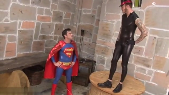 Cum on superman real one night stand video