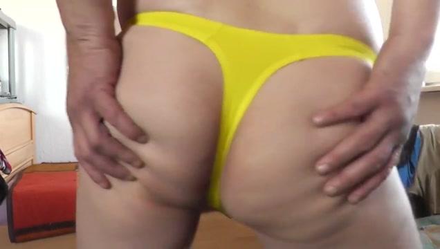 Sexy manstore popper string gelb Vintage interracial sex movies