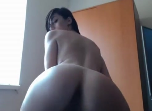 Oily Babe Dancing and Smoking Wife Destroyed My 2 Bbc