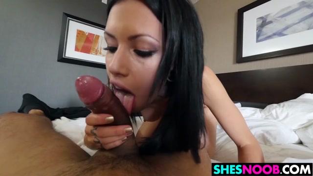 Callie Cyprus And Her Sex Tape Milf walks around backyard nude