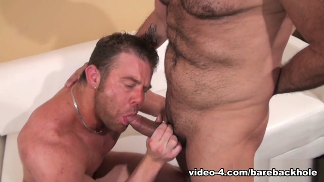 Darius Soli and Brian Davilla - BarebackThatHole German slut video