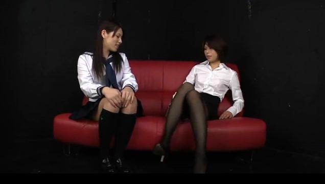 Japanees lesbian anal expansion Busty arab slut mia khalifa serving two cocks