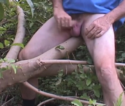Jack off in the woods hot sexy women in world naked having sex