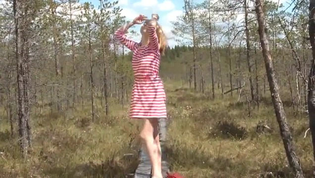 Sofie - cutie in the forest Instant hookups review