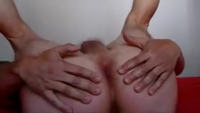 Small cock wanked tight anus penetrated ecstatically. snow white fucked tube