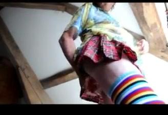 Transvestite college girl schoolgirl fisting anal dildo sextoy 205 Xxx Ofsanilioni