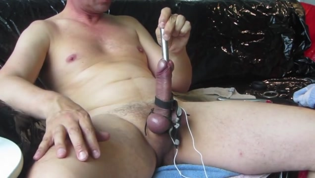 Cock sounding and estim. Adult public assistance