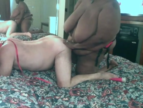 Trying something new with my bbw friend eva mendez sexy scene