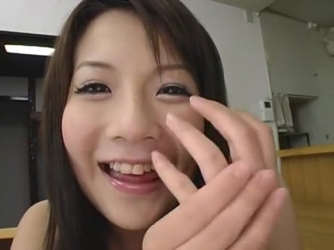 Hottest Japanese girl in Best Fingering, POV JAV video