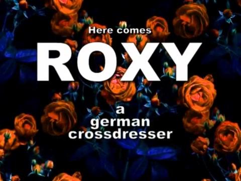 Roxy the revenge of the rubberman Euro pornstars fingering each other