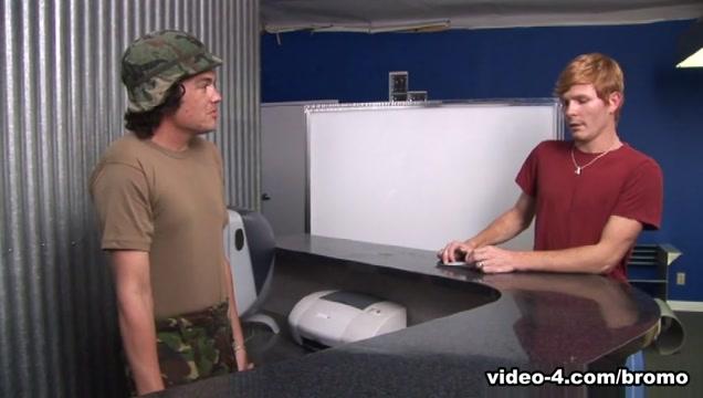 David Madrid & Tom Colt in Barebacking In Uniforms Scene 1 - Bromo naked chav mini moto