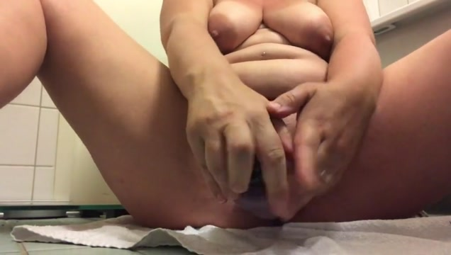 Giving my pussy quality time just as i can Busty milfs rubbing tits
