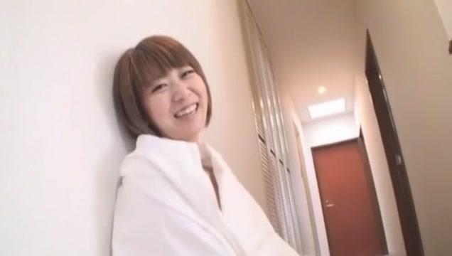 Incredible Japanese chick Chihiro Mochizuki in Horny Hairy, Masturbation JAV clip Bisexual garden hos