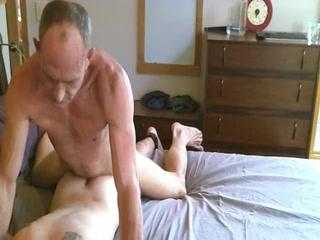 Dad pounds hawt twinks gazoo BB Chinese girlfriend blowjob