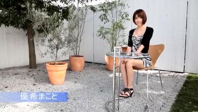 Best Japanese model Yuuki Makoto in Exotic Cumshots JAV video