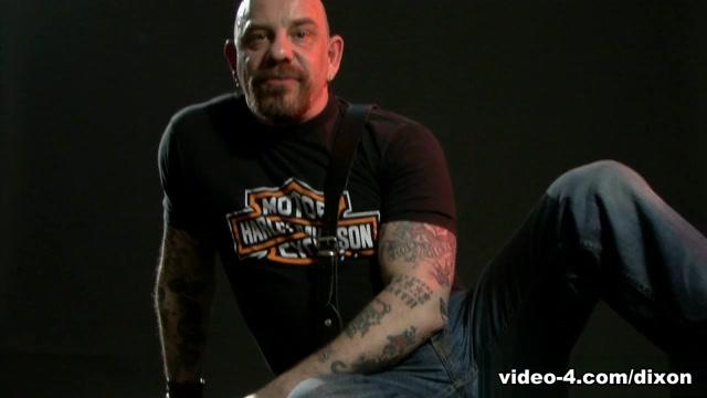 Mark Orton Solo - ButchDixon Futurotic cock ring