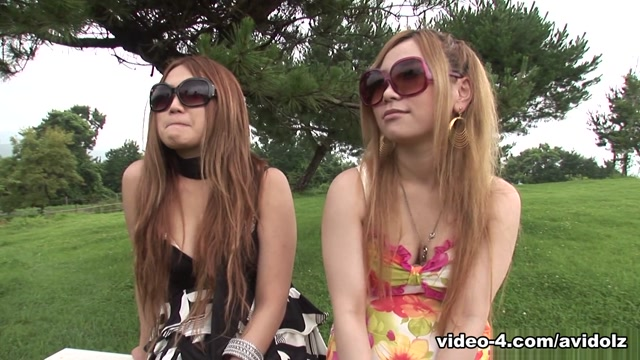 Dreamy babes having fun at the hot spring with a stranger - AviDolz Porn pices black fuck com