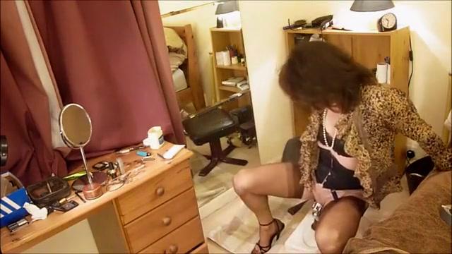 Crazy homemade shemale movie with Masturbation, Fetish scenes