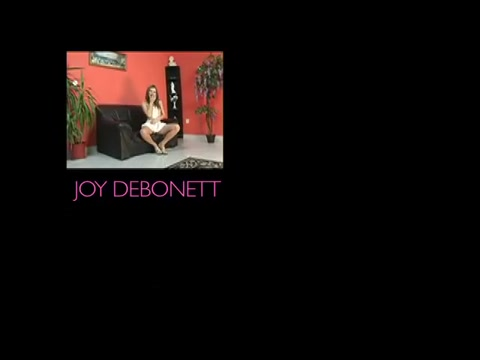 Fabulous pornstar Joy Debonett in crazy anal, brunette sex video