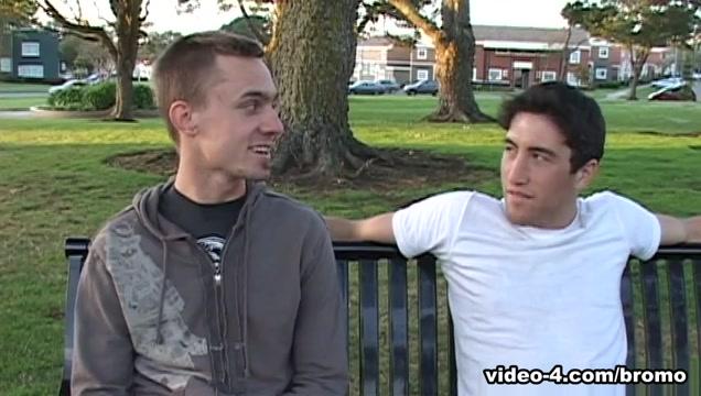 Hunter Nash & Neal Daly in Str8 From School Scene 1 - Bromo Roommates over 50