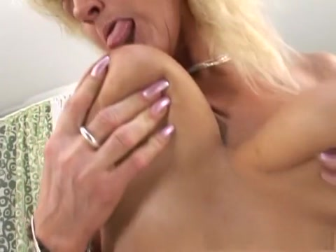 Crazy pornstar in amazing mature, creampie xxx video