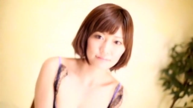 Horny Japanese slut Saori Ujiie in Amazing Dildos/Toys, Lingerie JAV movie Lesbian sexual encounters