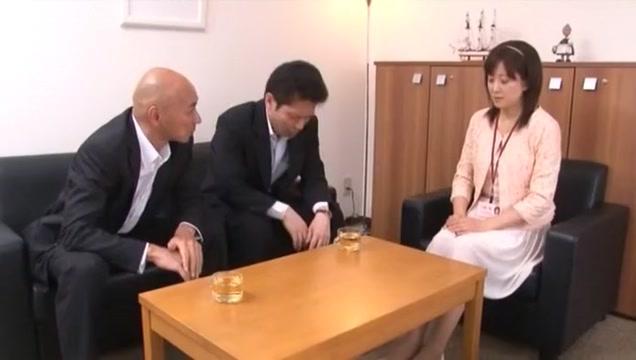 Crazy Japanese slut Ai Komori in Hottest Threesomes JAV clip Sexy group sex porn