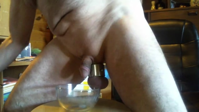 Another huge prostate milking and double ejaculations What does yes and no mean