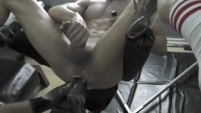 Amazing homemade gay scene with BDSM scenes Masajes final feliz masajista rusa en Chaco