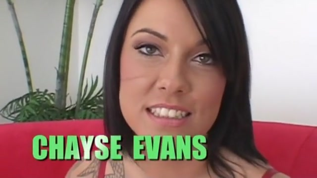 Hottest pornstar Chayse Evans in crazy brunette, facial adult scene blacks on white wives thumbs