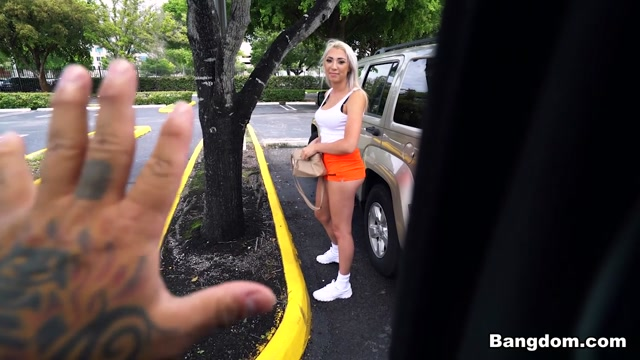Jessica Jones in Blonde Dumped & Splashed - BangBus Pretty asian woman nude