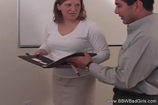 BBW MILF Is A Bad Girl Gets Spanked treena lena russia big tits