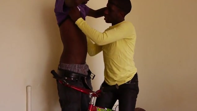 junior africans bareback 1 Jack off for health